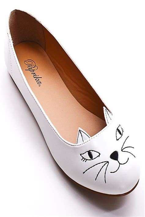 flat shoes with cat cat shoes flats images kelsi