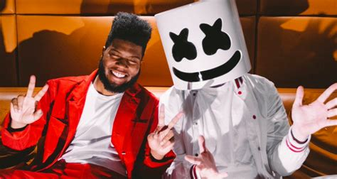 marshmello khalid marshmello and khalid s quot silence quot scores billboard dance no 1