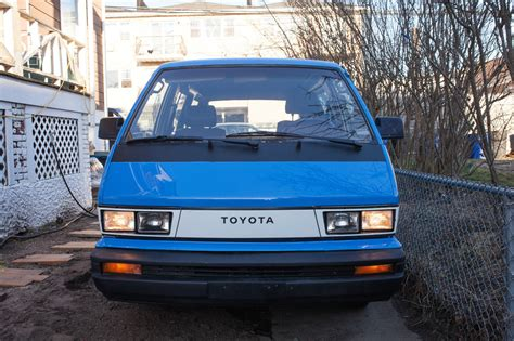 van toyota 1985 toyota van for sale