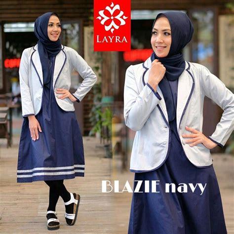 Supplier Baju Sheril Tunik Bahan Lacoste supplier baju muslim terbaru pusat baju muslim gamis