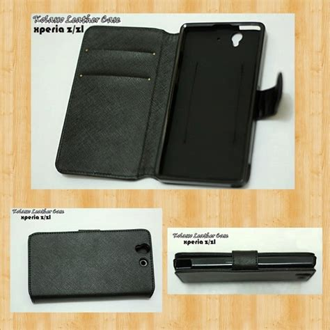 Hp Sony Xperia Z C6602 Dompet Hp Sarung Hp Flip Cover Hp Leathercase Khusus Sony Xperia Z C6603 C6602 Toko