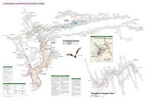 trails illustrated carlsbad cavern national park