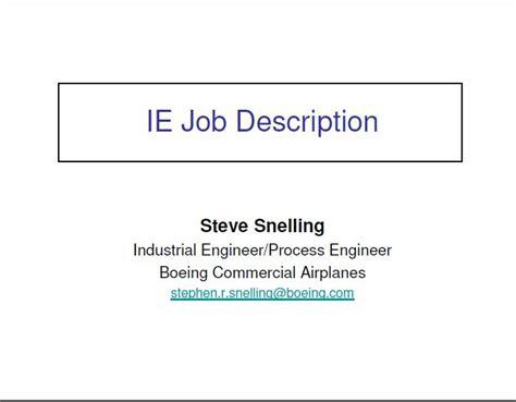 Industrial Engineering Description by Industrial Engineering End 252 Stri M 252 Hendisliği End 252 Stri M 252 Hendisliği Industrial Engineering