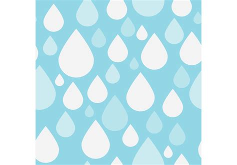 pattern simple form pattern vector of simple rain drops