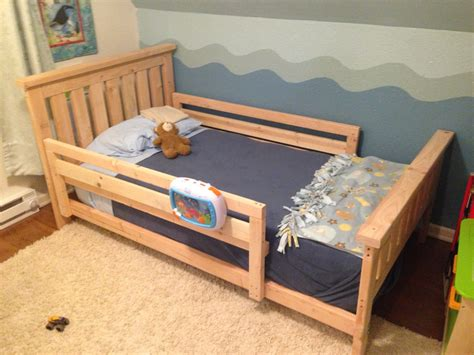 how to make a toddler bed toddler bed rails toddler bed rails all around youtube
