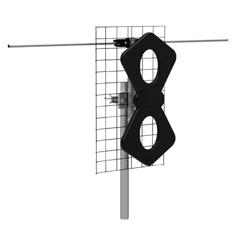 digiwave outdoor superior hd tv digital antenna ant2090 the home depot