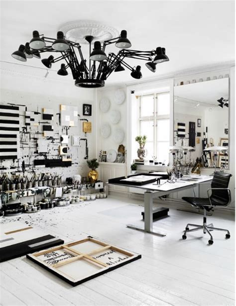 photography studio office interior design ideas 19 artist s studios and workspace interior design ideas