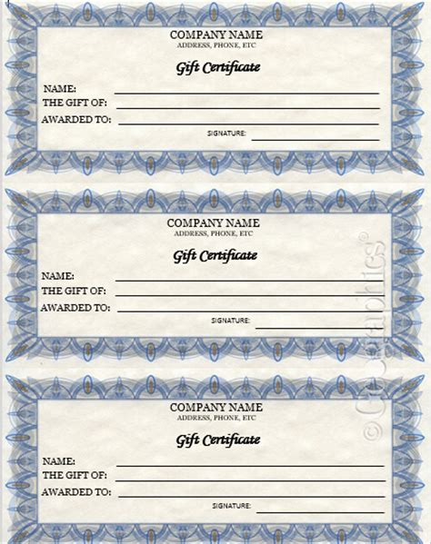 avery gift certificate template free 2up 3up gift certificate templates geographics