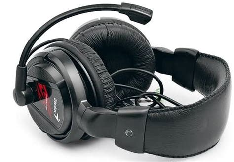 Genius Hs G500v Vibration Gaming Headset Murah genius hs g500v vibration gaming headset in line volume