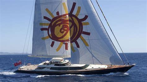 tiara sailboat the 50 largest sailing boat cultura marinara
