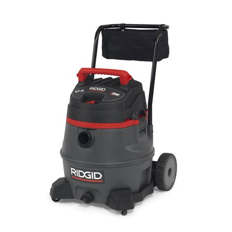 Ridgid 50348 1400rv 14 Gallon Wet Dry Vacuum With Cart