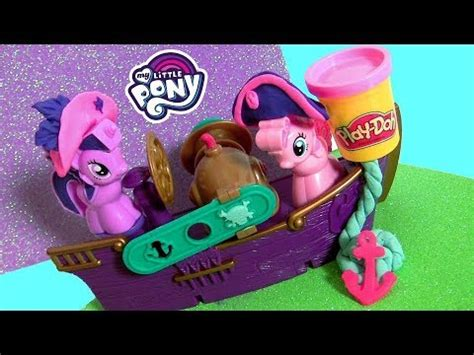 film mlp play doh play doh my little pony the movie friendship ahoy 2017 by