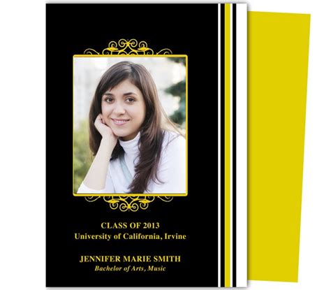 Diy Graduation Announcements Templates Free Diy Graduation Announcements Templates Party Invitations Ideas