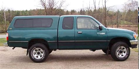 how things work cars 1997 toyota t100 xtra lane departure warning 1997 toyota t100 used car pricing financing and trade in value