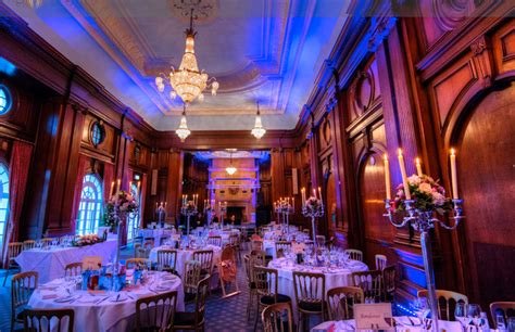 heatherden hall at pinewood studios christmas party venue