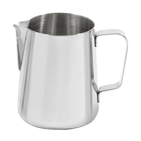 Milk Jug Stainless Steel 600 Ml Berkualitas stainless steel milk froth jug quot quot different sizes