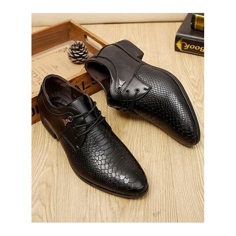 Sepatu Kulit Kantor Pria jual sepatu kantor pria motif kulit buaya