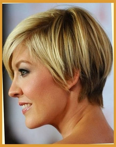 short haircuts for curly hair with rectangle shaped face cute classy short hairstyles for round faces and thick