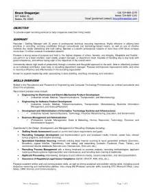 Restaurant Recruiter Sle Resume by Engineer Presales Resume