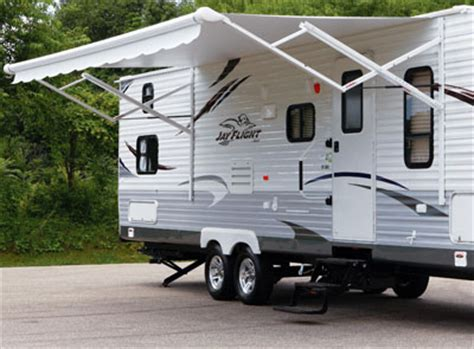 How To Open Trailer Awning by Tips On Using And Maintaining Your Rv Awning