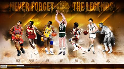 dar sports top  nba small forwards   time
