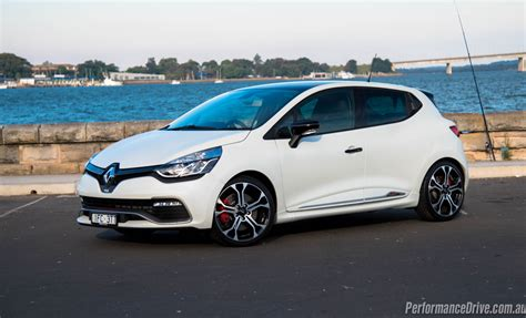 Renault Clio R S 220 Trophy Review Video Performancedrive