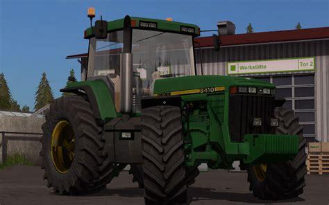 Aufkleber John Deere 6300 by Ls 17 John Deere 8400 8410 V 3 3 6 9 8000er Mod F 252 R