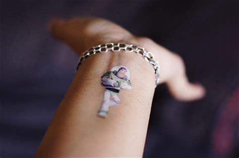 buzz lightyear tattoo buzz lightyear tattoos story wrist image