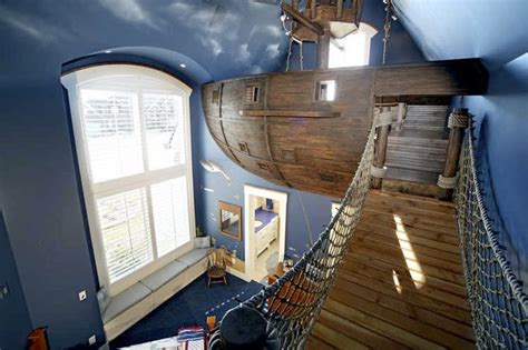 pirate ship bedroom pirate ship room other fun things eclectic kids