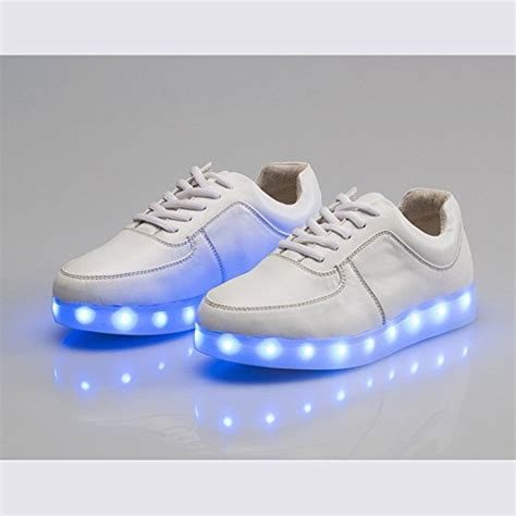 acever fashion sneakers led light sports athletic shoes