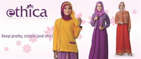 Harga Baju Merk Ethica baju gamis dewasa 2014 nemo