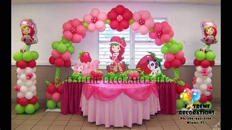 decoraciones de la fiesta de cumpleanos  ninos