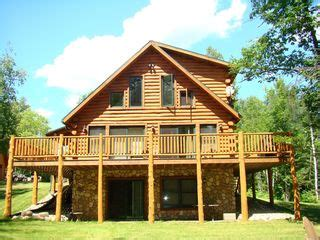 Log Cabin Crandon Wi by Year Cabin Wooded Riverfront Homeaway Crandon