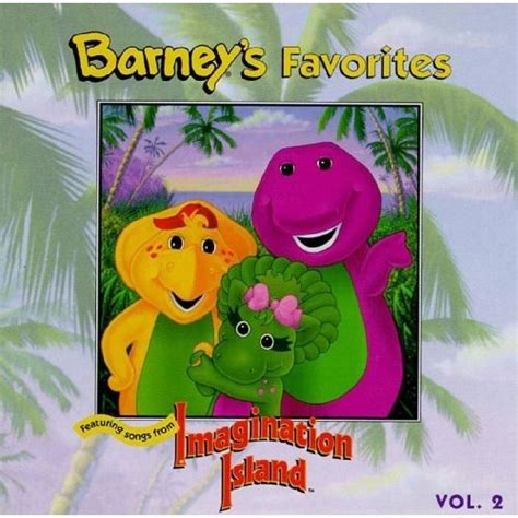 ii volume 2 books barney s favorites vol 2 barney wiki wikia