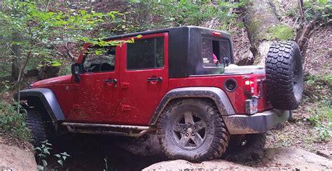jeep jku half recruit jku 4 door half hardtop kit gr8tops