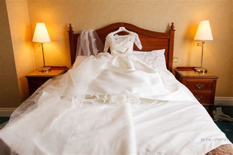 Wedding On Bed by Wedding Dress Bed Frankcourtney