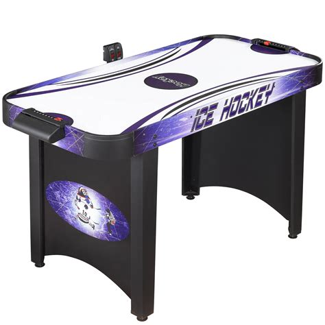 hathaway hat trick 4 air hockey table hathaway blue line 32 quot portable table top air hockey
