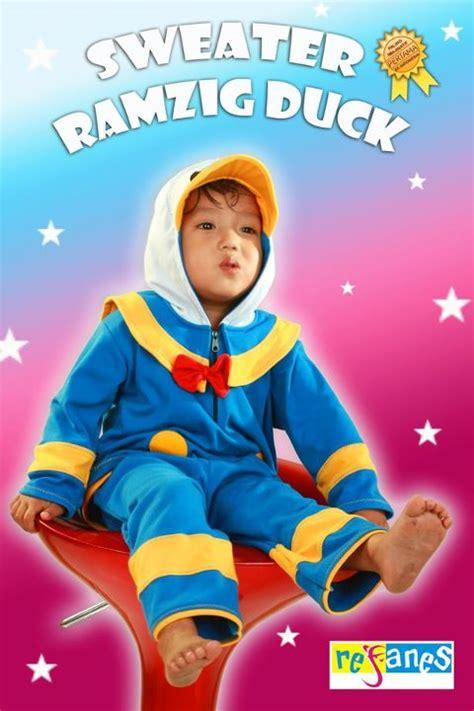 Baju Kaos Atasan Anak Donal Bebek Lucu Bahan Cotton Combed jaket dan sweater anak agenrefanesbogor