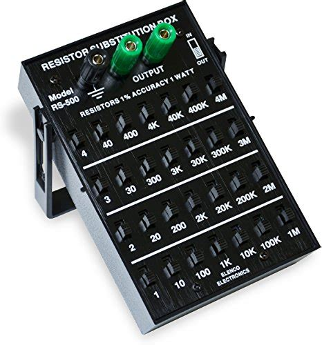 build a resistor decade box building a resistor substitution decade box hackaday