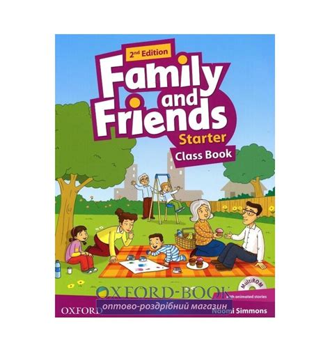 family and friends 5 2nd ed class book multirom ed oxford libroidiomas купить family and friends 2nd edition starter class book with mult