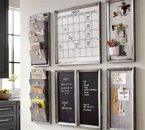 kitchen wall organization ideas 25 best ideas about office wall organization on