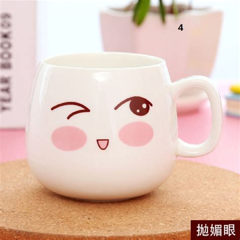 cute coffee cups 2016 creative cute animal ceramic mug with lid monkey mugs