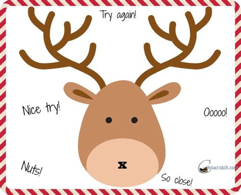 pin the nose on rudolph template pin the nose on the reindeer search results calendar 2015