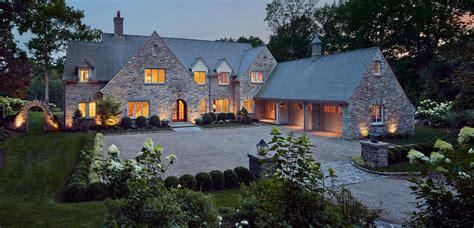 hilltop english country douglas vanderhorn architects