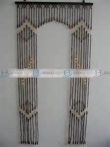 Privacy Beaded Curtains Bamboo Beaded Door Curtain Pilotproject Org