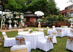Wedding Villa Bandung by Sewa Villa Istana Bunga Villa Lembang Bandung