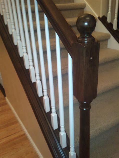 how to refinish wood banister how to refinish a banister 28 images staircase refinish for the home pinterest