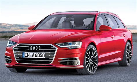wann kommt der neue a6 audi a6 avant neues modell 2018 2018 cars models