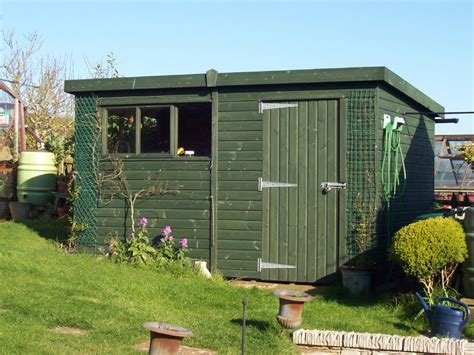 iow garden shed centre hshire pent shed range