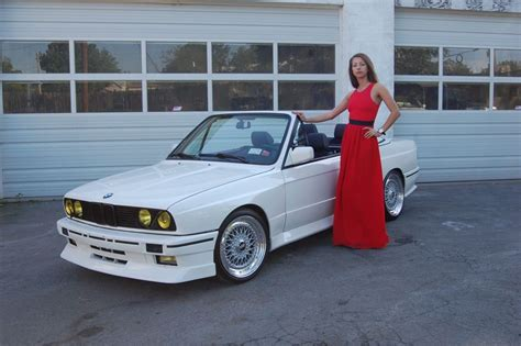 Bmw Usa Build by My Build Garage Bmw E30 M3 Convertible Build And